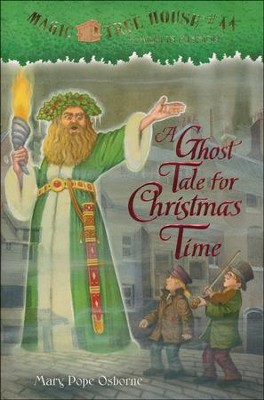 Magic Tree House #44: Ghost Tale for Christmas Time  -     By: Mary Pope Osborne     Illustrated By: Sal Murdocca