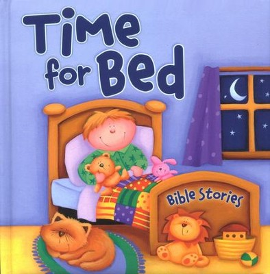 Time for Bed Bible Stories  -     By: Juliet David