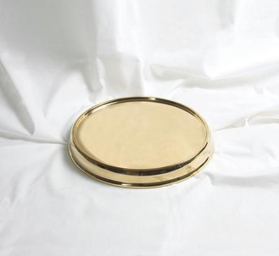RemembranceWare Brass Tray Base  -