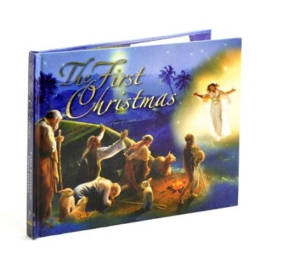 The First Christmas: Pop-Up  -     By: Karen Williamson     Illustrated By: Simon Mendez