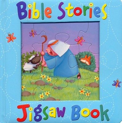 Bible Stories Jigsaw Book  -     By: Juliet David