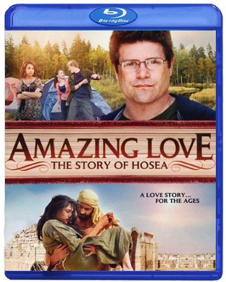 Amazing Love: The Story of Hosea, Blu-ray   -