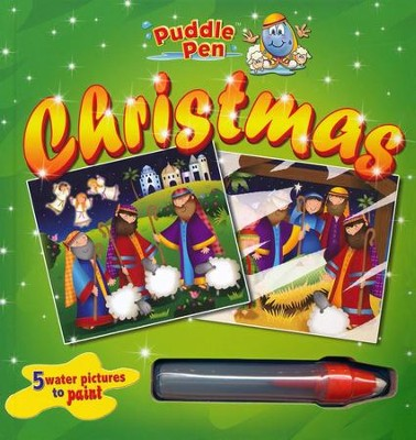 Puddle Pen Story of Christmas  -