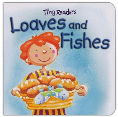 Loaves and Fishes  -     By: Juliet David