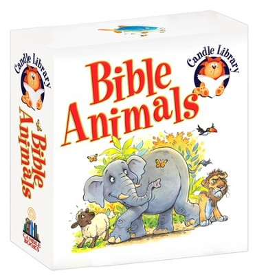 Bible Animals   -     By: Juliet David     Illustrated By: Steve Smallman