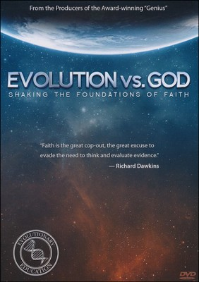 Evolution vs. God: Shaking the Foundations of Faith  -     By: Ray Comfort