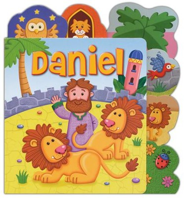 Daniel and the Lions  -     By: Karen Williamson