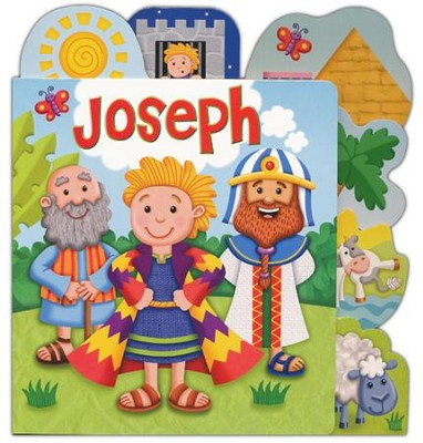 Joseph and His Coat  -     By: Karen Williamson