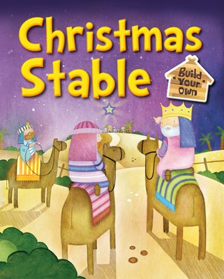 Build Your Own: Christmas Stable   -     By: Juliet David