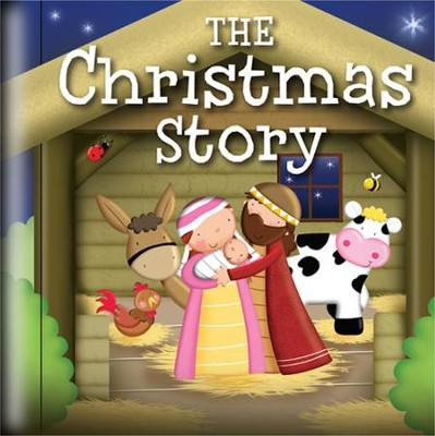The Christmas Story  -     By: Karen Williamson