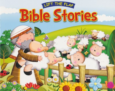 Lift the Flap Bible Stories  -     By: Juliet David