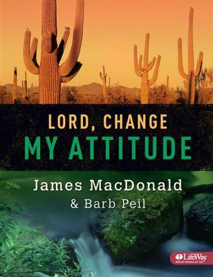 Lord, Change My Attitude, DVD Leader Kit  -     By: James MacDonald