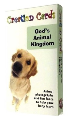 Creation Cards: God's Animal Kingdom  -