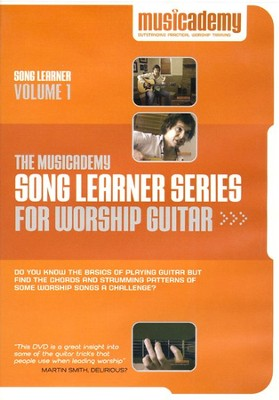 Song Learner Series for Worship Guitar, Volume 1   -