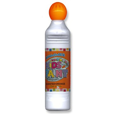 Shimmer Kid's Paint, Orange   -
