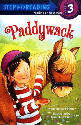 Step into Reading, Level 3: Paddywack  -     By: Stephanie Spinner