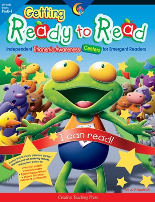 Getting Ready to Read, Grades PreK-1   -