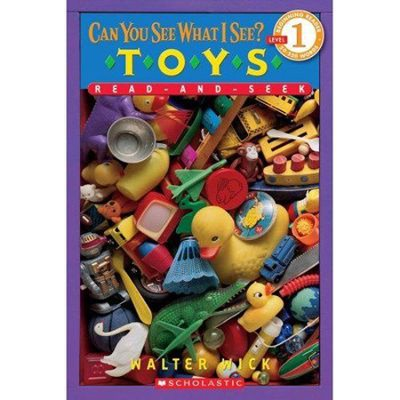 Can You See What I See?: Toys Read-and-Seek  -     By: Walter Wick
