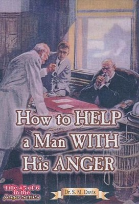 How to Help a Man with His Anger DVD  -     By: Dr. S.M. Davis