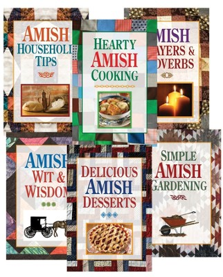 Amish 6-Book Set  -