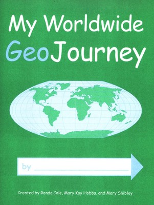 My Worldwide GeoJourney   -