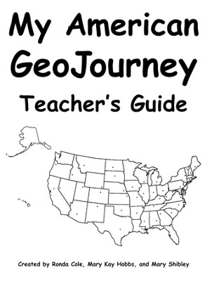 My American GeoJourney Teacher's Guide   -