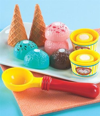 Super Cool Ice Cream Set  -