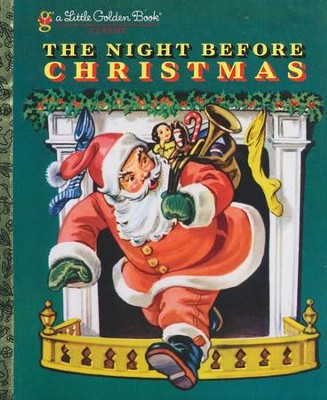 The Night Before Christmas  -     By: Clement C. Moore     Illustrated By: Corinne Malvern