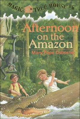 Magic Tree House #6: Afternoon on Amazon  -     By: Mary Pope Osborne     Illustrated By: Sal Murdocca