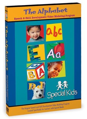 The Alphabet, DVD   -