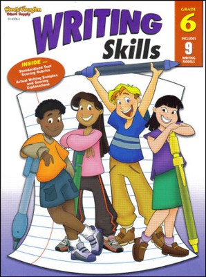 Steck-Vaughn Writing Skills Workbook, Grade 6   -