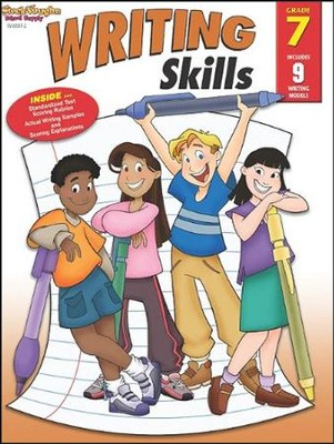 Steck-Vaughn Writing Skills Workbook, Grade 7   -