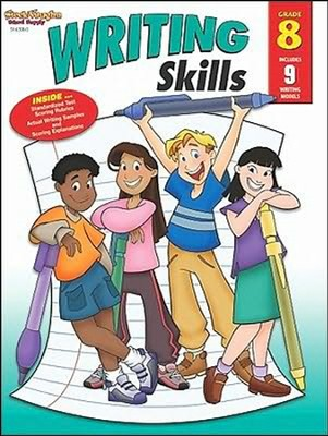 Steck-Vaughn Writing Skills Workbook, Grade 8   -