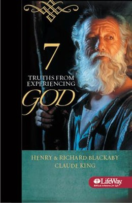 7 Truths From Experiencing God (Booklet)  -     By: Henry T. Blackaby, Richard Blackaby, Claude V. King