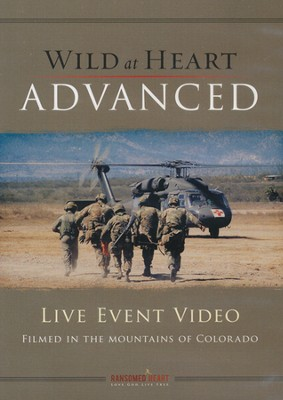 Wild at Heart ADVANCED DVD   -     By: John Eldredge