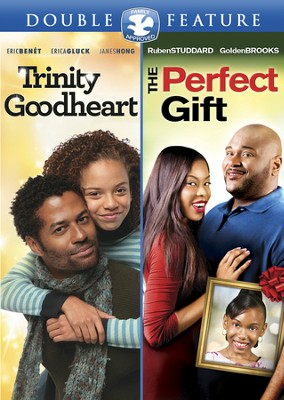 Trinity Goodheart/The Perfect Gift, Double Feature DVD   -