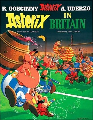 Asterix in Britain  -     By: Rene Goscinny, Albert Uderzo