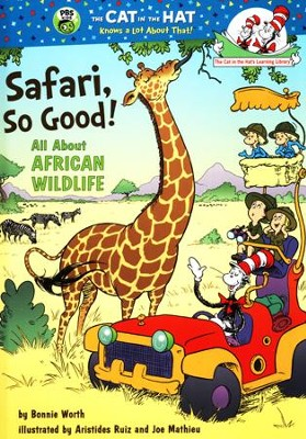 Safari, So Good!: All About African Wildlife  -     By: Bonnie Worth