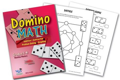 Domino Math Book A  -     By: Arthur Wiebe