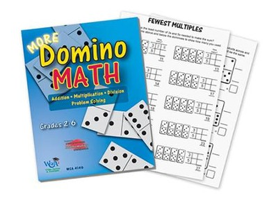 Domino Math Book B  -     By: Arthur Wiebe