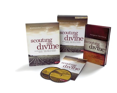 Scouting the Divine: Searching for God in Wine, Wool, and Wild Honey, DVD Leader Kit  -     By: Margaret Feinberg