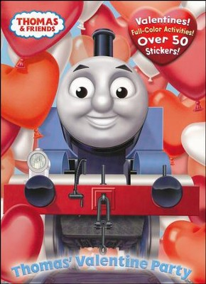 Thomas' Valentine Party Thomas & Friends  -     By: Rev. W. Awdry     Illustrated By: Jim Durk