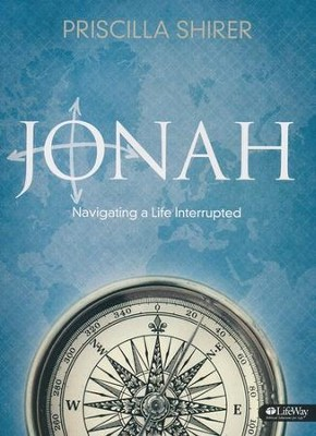 Jonah: Navigating a Life Interrupted Member Book - Slightly Imperfect  -     By: Priscilla Shirer