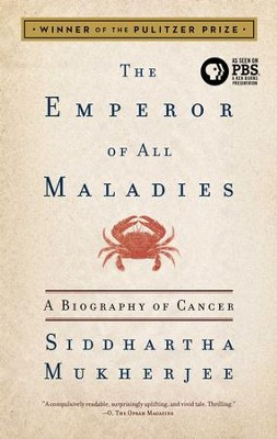 The Emperor of All Maladies: A Biography of Cancer - eBook  -     By: Siddhartha Mukherjee