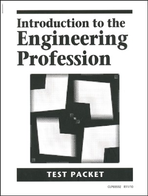 Introduction to Engineering Test   -