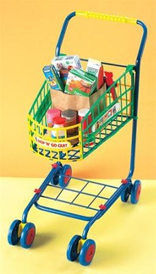 Shop N Go Shopping Cart  -