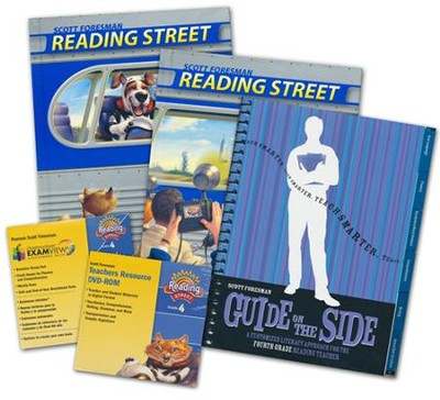 Scott Foresman Reading Street Grade 4 Homeschool Bundle   -