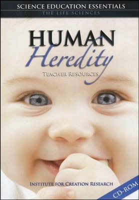 Human Heredity, CD-Rom  -