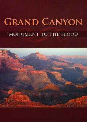 Grand Canyon: Monument to the Flood (DVD)  -