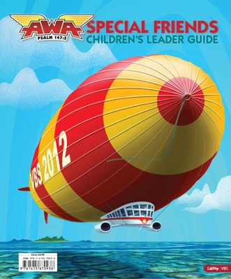 Special Friends Leader Guide With CD-Rom  -